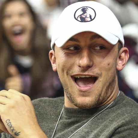 Johnny Manziel is returning to football in a new startup league that lets fans call plays