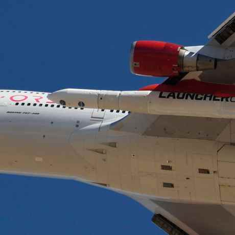 Richard Branson's Virgin Orbit Reaches Space With Unconventional Rocket-Launch System